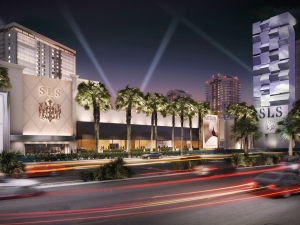 SLS Las Vegas Hotel and Casino - NOW OPEN